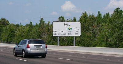 Toll road news